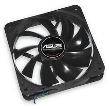 PQ81 ASUS 120mm 12 cm Black Case Fan Low Noise