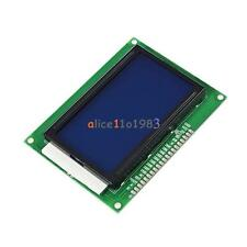 5V 12864 LCD Display Module 128x64 Dots Graphic Matrix LCD Blue Backlight