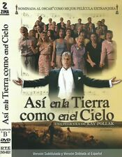 ASI EN LA TIERRA COMO EN EL CIELO NEW DVD (AS IT IS IN HEAVEN)