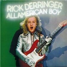 "RICK DERRINGER ""ALL AMERICAN BOY"" CD NEUWARE"