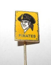 1960's PM10 Baseball Pin/Coin Pittsburgh Pirates World Series Champions Stickpin