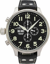 ZENO WATCH Superoversized Chronograph Automatic Left-hand Valjoux 7750
