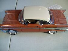FRANKLIN MINT 1957 BEL AIR HARDTOP VERY RARE LIMITED EDITION