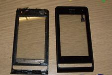 Genuine Original LG Viewty KU990 Black Front Fascia & Digitizer Grd B