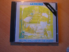 "GENESIS ""Selling England By The Pound""  CASCD 1074  UK NIMBUS without LOGOTYPE"