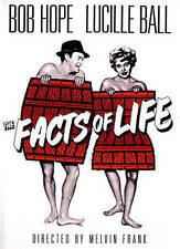 THE FACTS OF LIFE - BOB HOPE / LUCILLE BALL / LOUIS NYE / RUTH HUSSEY