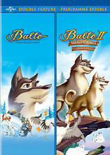 Balto/Balto Ii Wolf Quest (DVD, 2 DISC)