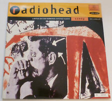 Radiohead - Creep (live)   UK GATEFOLD NUMBERED 12""