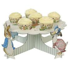 PETER RABBIT 1st/Birthday Party/Christening Cupcake or Cake Stand