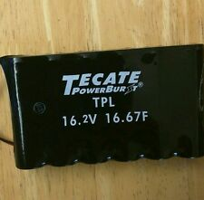 NEW Tecate 16.67 Farad 16.2V Super Capacitor Car Audio Engine battery Buster