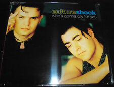 Culture Shock Who's Gonna Cry For You Rare Australian CD Single