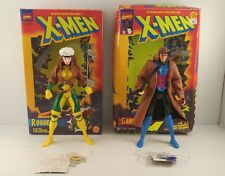 "1994/95 Toy Biz Marvel X-Men 10"" Figures Lot Of (2) - Rogue Gambit"