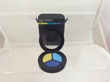 Smashbox photo op eyeshadow trio - lime/tropical/cobalt - brand new boxed