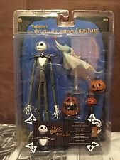 Neca Tim Burtons The Nightmare Before Christmas Jack Skellington Figure RARE NEW