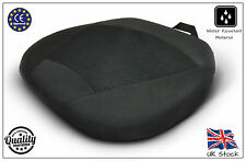 New Orthopedic Driving Lumber Support Silicone Gel Car Seat Cushion Pad Black