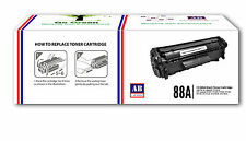 AB 88A/CC388A HP Compatible Black Toner Cartridge