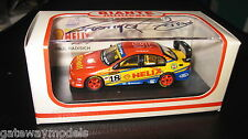 BIANTE 1/64 FORD FALCON AU #18 2002 PAUL RADISICH DJR  CASE SIGNED BY D JOHNSON