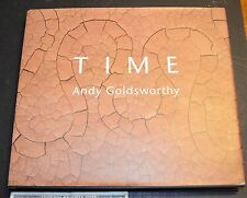 Time by Andy Goldsworthy and Terry Friedman (2000, Hardcover)