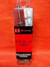 HORNADY Reloading Tools 7MM Wby (Weatherby) Magnum (.284) Sizing Die Item 046331