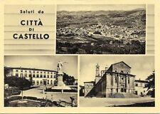 P1768  Perugia  CITTA di CASTELLO   Vedute
