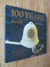 100 years Royal Canadian Regiment 1883-1983 STACEY RCMP