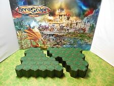 Expand Your Heroscape Battlefield with 12 24-Hex Swamp Tiles - 288 Total Hexes