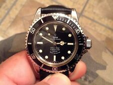 Rolex Tudor Submariner 7928! Dated 1964 For Sale! LOOK!