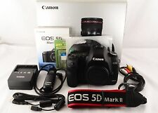 """ MINT "" Canon EOS 5D Mark II 21.1 MP Digital SLR Camera from Japan 17016"