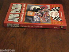 USA car racing PRICE GUIDE driver/race facts Indy Nascar NHRA toys, FREE POSTAGE