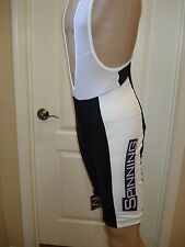 "MAD DOGG ATHLETICS SPINNING ""TEAM 10"" BIB CYCLING SHORT XL 36-38"