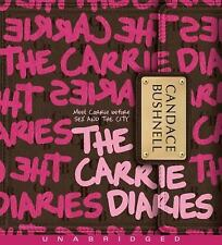 Book on CD The Carrie Diaries by Candace Bushnell