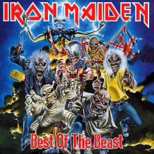 Iron Maiden - Best of the Beast (4 LP) box set NEW