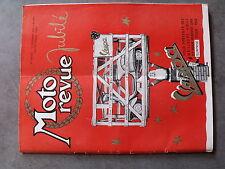 ** Moto Revue n°1671 Numéro Spécial Nöel 1963 La Megola / le N.S.U Wankel