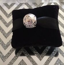 Authentic Genuine Pandora Capricorn Star Sign Charm With Pandora Pouch