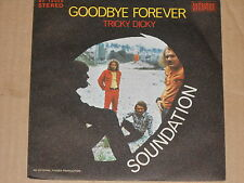 "SOUNDATION -Goodbye Forever- 7"" 45"