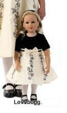 My Twinn Black & White Dress for Doll Widest Selection! Accessories