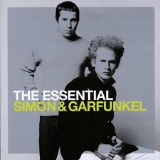 "SIMON & GARFUNKEL ""THE ESSENTIAL- BEST OF"" 2 CD NEU"