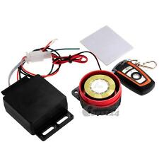 Motorcycle Motorbike Anti-theft Security Alarm System Remote Control New