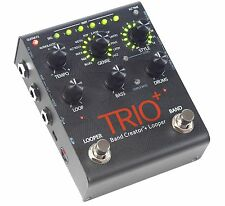 New DigiTech Trio+ Band Creator Plus Looper Guitar Effects Pedal! Trio +