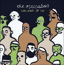 Colour It In [Bonus Tracks] by The Maccabees (UK) (CD, Jan-2008, Fiction (USA))