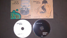 Graham Coxon Freakin' Out / All Over Me 2004 2-disc UK promo cds single NEW Blur