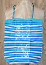 AVON  POOL SIDE PLEASURES BAG THAT BLOWS UP INTO A PILLOW BRAND NEW FROM AVON