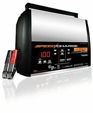 NEW! Schumacher SC-1200A/CA SpeedCharge 3/6/12 Amp Charger/Maintainer/Tester