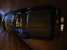 Sigma 70-300mm F4-5.6 APC MACRO AutoFocus Lens,