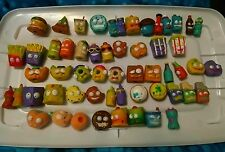 THE GROSSERY GANG 55 loose items no duplicates