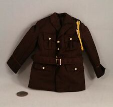 DID WWII General Patton brown tunic 1/6 toys dragon bbi gi joe US Army jacket 3R