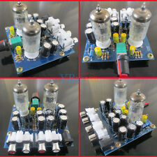 6J1 Tube Preamp Amplifier Board Stereo Pre-amp Headphone Buffer Kits DIY Durable