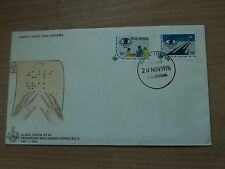 Malaysia 25th Anniversary of Association for the Blind 1976 20 November  FDC