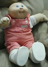 Vintage 1982 Cabbage Patch Doll with Original Cloths