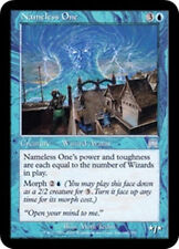Nameless One x4 Onslaught MtG NM